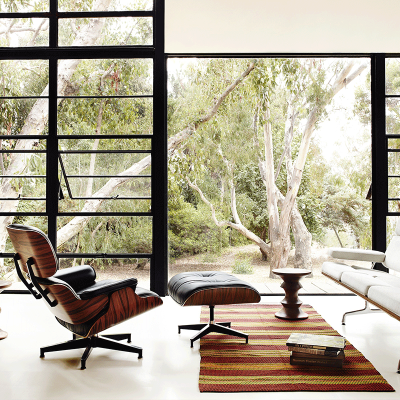 lounge chair fra eames
