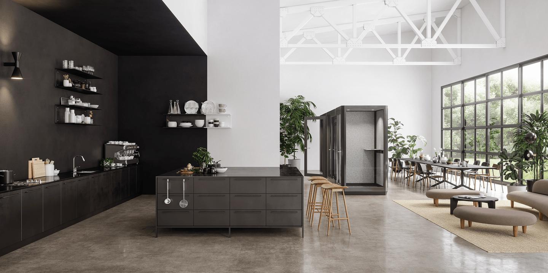 abstracta møbler og akustik