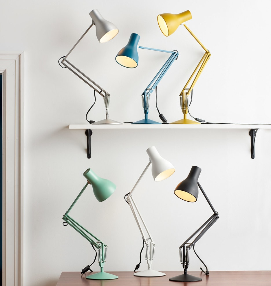 anglepoise lamper