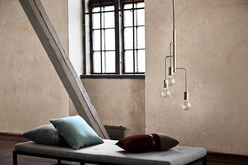 loftlampe cool chandelier