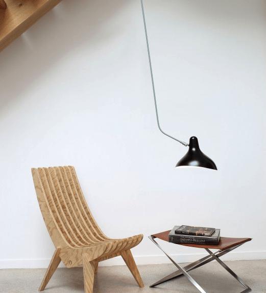 hængelampe til loungeområder