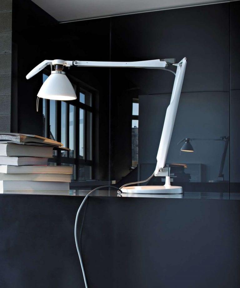 luceplan bordlampe