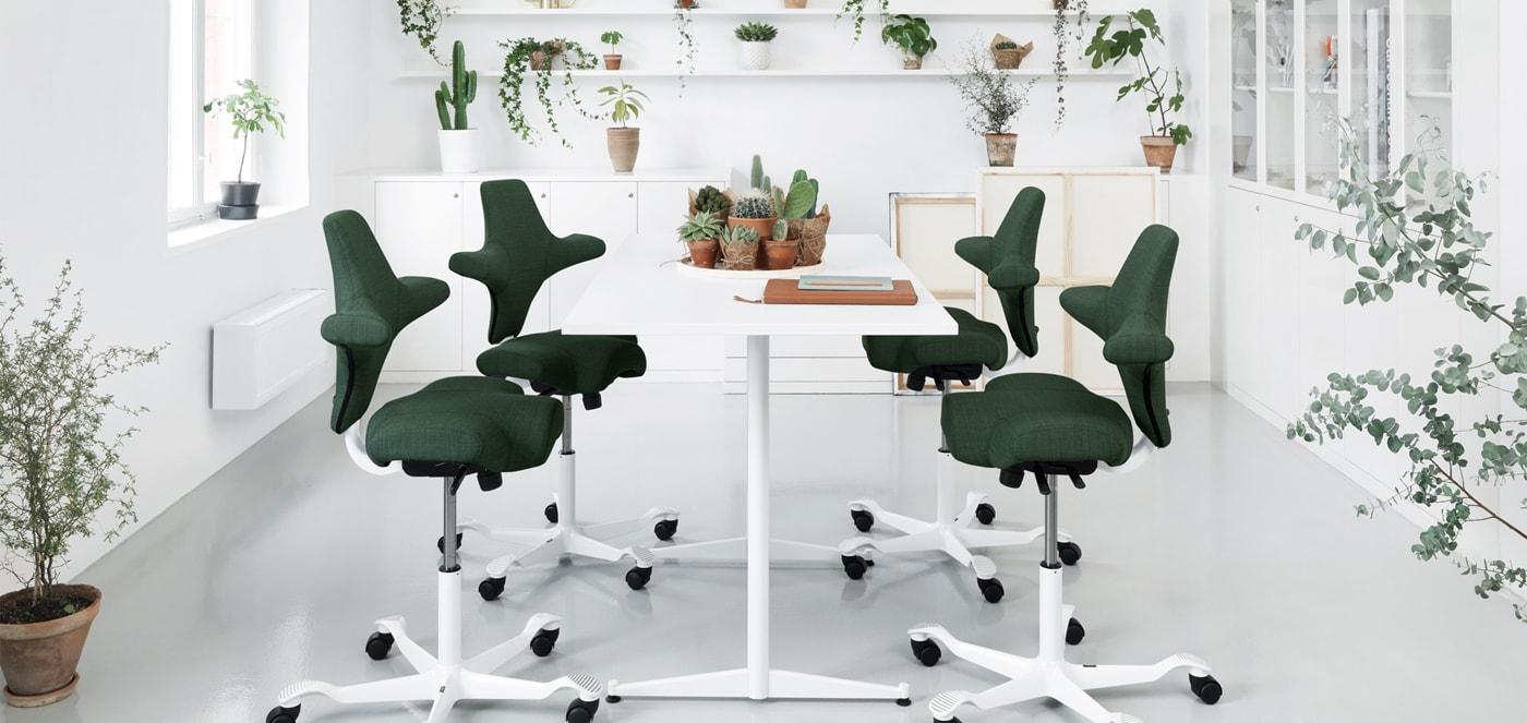 kontorstol fra håg