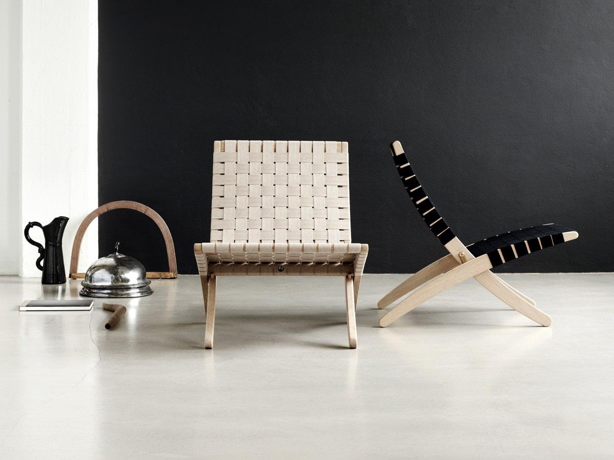 Lounge stol fra Carl Hansen