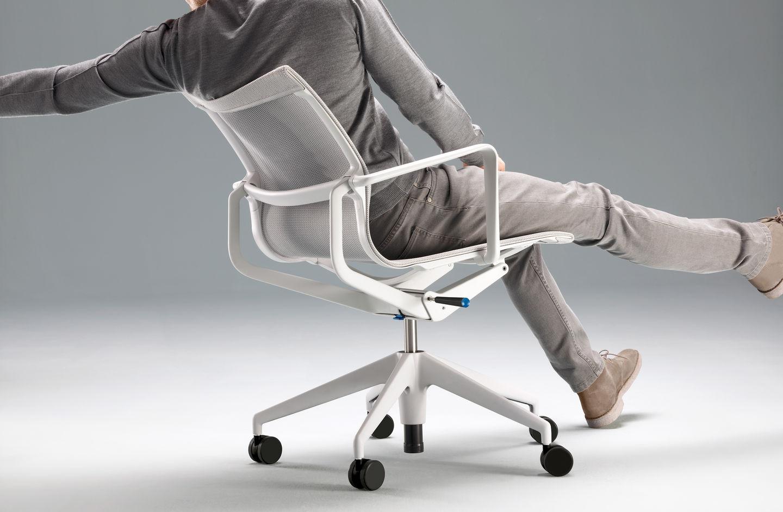 mødestol physix fra vitra