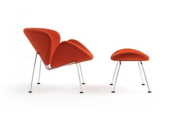 artifort orange slice stol