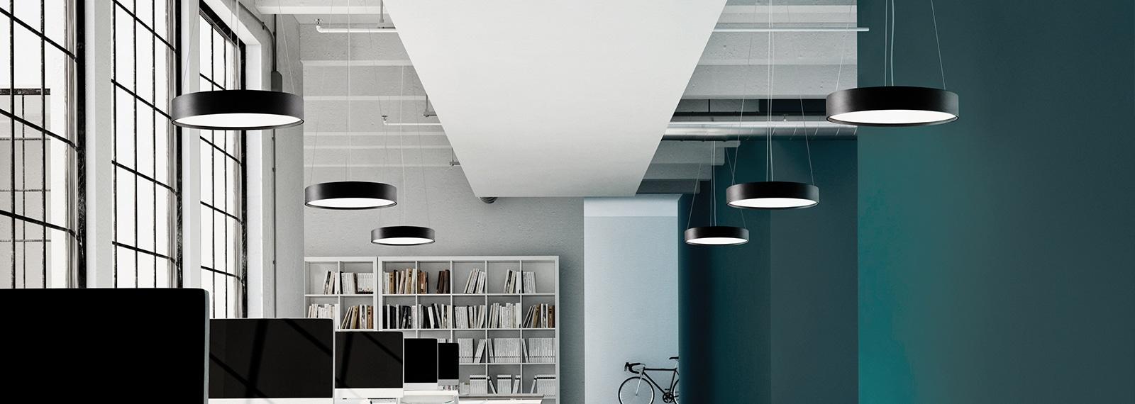 light point lamper til loftet