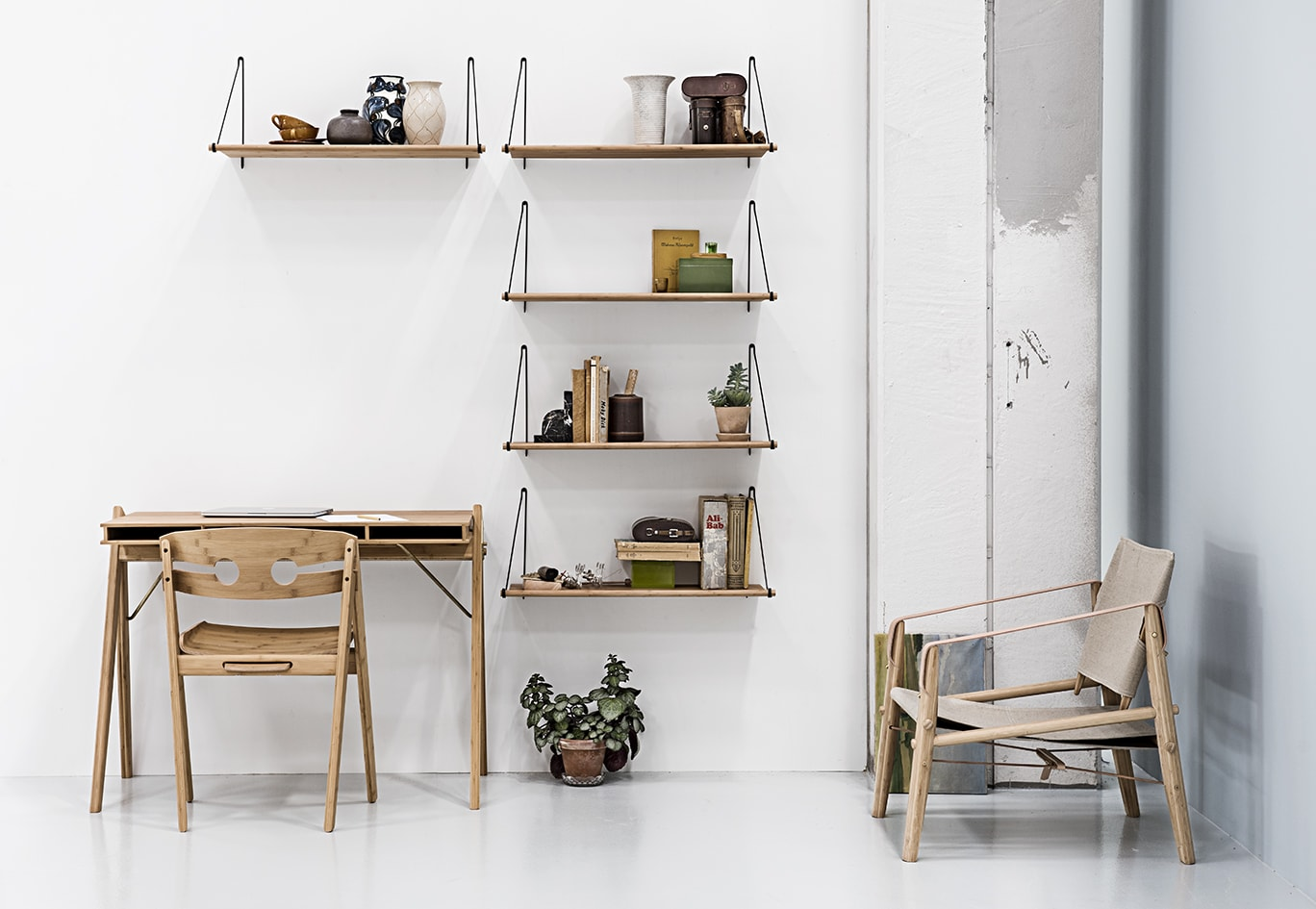 loop shelf fra we do wood