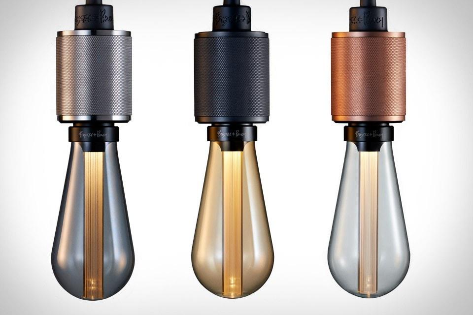 unikke lamper fra buster + punch