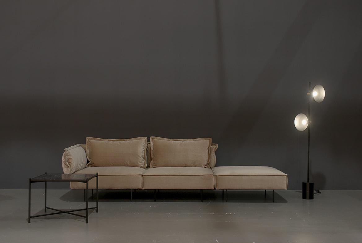 modular sofa designet af handvärk