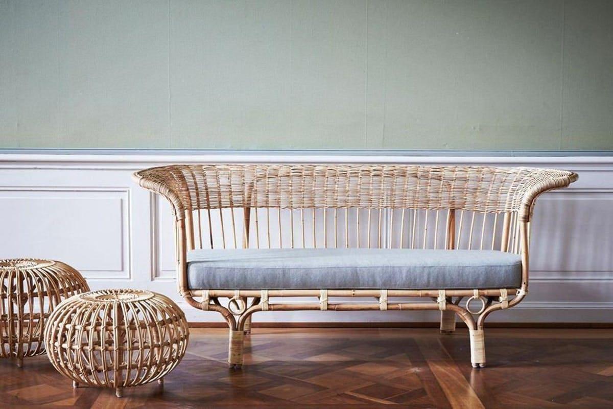 sika design rattan møbler